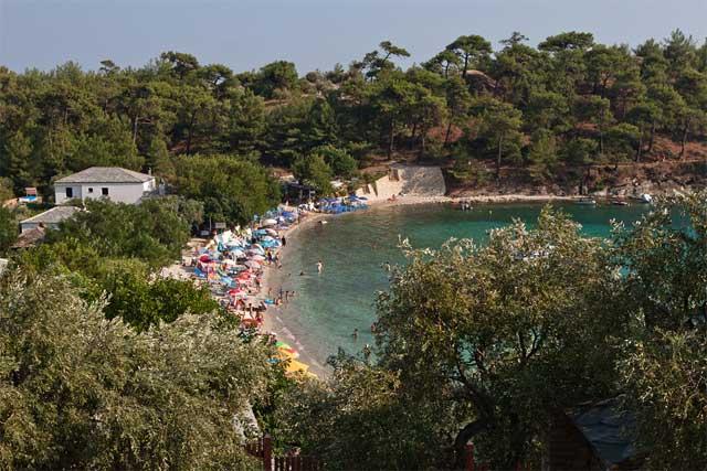 Пляж Алики